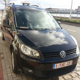 Oostendse Taxi Onderneming - Taxi's